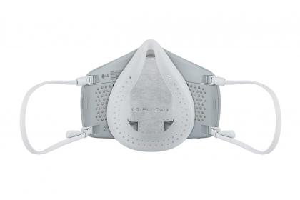 LG AP551AWFA Puricare Gen 2 Wearable 8 Hours Dual Inverter Air Purifier Mask
