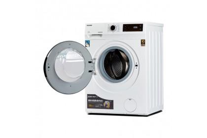 Toshiba TW-BK105S2M 9.5KG Real Inverter Great Waves Quick Wash Front Loading Washing Machine