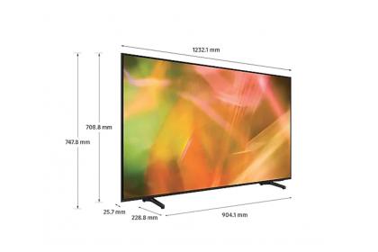 "Samsung UA-55AU8000K 55"" Dynamic Crystal Uhd 4k Smart Tizen Bixby Motion Xcelerator Air Slim Led Tv"