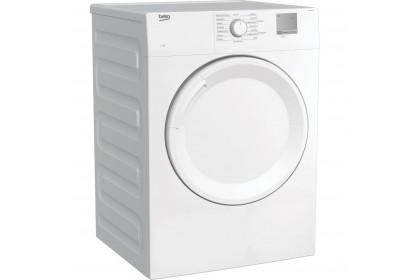 Beko DTG-V7001W 7.0KG Air Vented Aquawave Sensor Dry 66dba Cloth Dryer