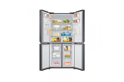 Samsung RF-48A4000B4 BLACK  511L Twin Cooling Plus Digital Inverter Fresh Zone French Door Refrigerator