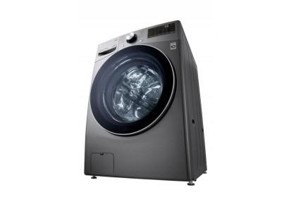 LG 15KG Wash / 8KG F2515RTGV Dryer AI Inverter Direct ThinQ Drive Turbo Wash Steam Tempered Glass Door Twinwash Comptatible Front Load Washing Machine