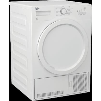Beko DCY7202XW3 7KG AquaWave 15 Programs Condenser Dryer
