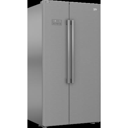 Beko ASL141X 635L Energy Saving A+ DoubLe ChiLLer Zone Side By Side Fridge