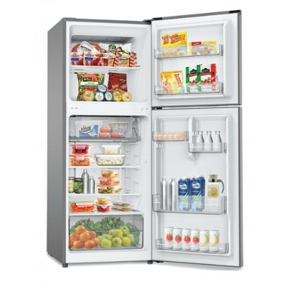 Elba 250L ER-G2521SV R600A Adjustable Shelves Twin Door Refrigerator