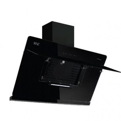 Senz SZ-CH9388AC 1400m3/hr Twin Charcoal Filter Recirculation Smart Heat Auto Clean Chimney Cooker Hood