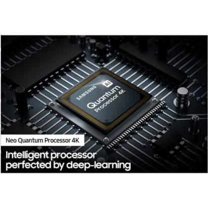 "Samsung 75"" QA75QN90AAKXXM UHD 4K Neo Processor HDR 32x Quantum Matrix Pro Object Tracking Sound Smart Tizen Bixby Neo QLED TV"