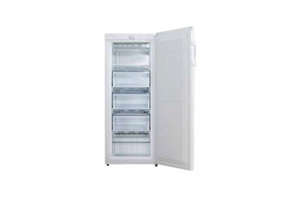 Midea MUF-208SD 188L R600A Direct Cool Reversible Door Super Freeze Function Upright Freezer