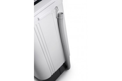 Pensonic PWS-6004 6.0KG Semi Auto Fibre Body Spin Air Dry Washing Machine